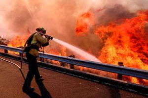 Thảm họa cháy rừng ở California: 71 người chết, hơn 1.000 người mất tích