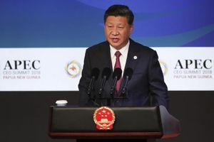 Bầu không khí APEC 'nóng' bởi bài phát biểu của ông Tập Cận Bình