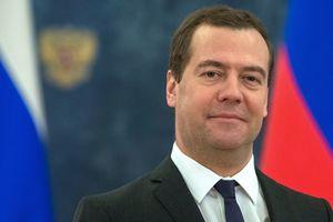 Thủ tướng Nga Dmitry Medvedev thăm chính thức Việt Nam từ 18-19/11