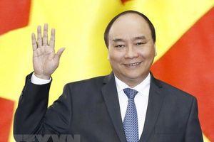 Thủ tướng Nguyễn Xuân Phúc lên đường tham dự Hội nghị Cấp cao APEC lần thứ 26