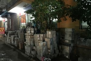 Tại chung cư nhà B, phường Xuân Đỉnh: Nhiều vi phạm chưa được xử lý dứt điểm