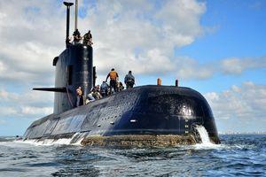 Argentina tìm thấy tàu ngầm mất tích ARA San Juan ở độ sâu 800m trên Đại Tây Dương