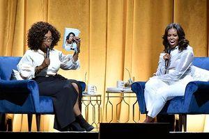 Những thú vị quanh hồi ký 'Trở thành' của cựu Đệ nhất phu nhân nước Mỹ Michelle Obama