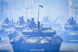 Ukraine nhận loạt siêu tăng nâng cấp từ 'quốc bảo Liên Xô', phiến quân thân Nga lo lắng?