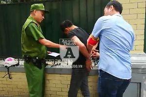 Cảnh sát 141 khóa tay đối tượng xăm trổ tàng trữ ma túy đá