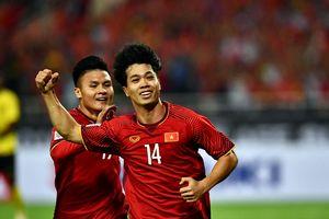 Việt Nam là đội duy nhất chưa thủng lưới tại AFF Cup 2018