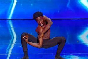 Nghệ sĩ nhận nút vàng vì khả năng bẻ người tại France's Got Talent