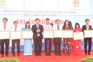 Tôn vinh 183 nhà giáo tiêu biểu toàn quốc