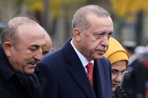 Thổ Nhĩ Kỳ: Mỹ ủng hộ lực lượng dân quân người Kurd là 'sai lầm lớn'