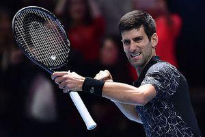 Djokovic quá dễ dàng vào chung kết ATP Finals 2018