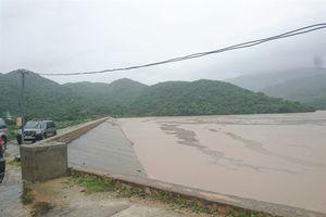 Ninh Thuận: Lũ các sông đang lên