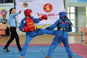 Đại hội Thể thao toàn quốc lần VIII: Vovinam TP.HCM với nhiều thách thức lớn
