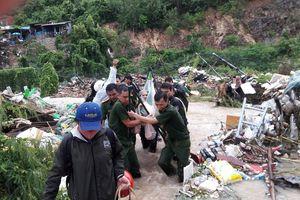 Khánh Hòa: Mưa lũ làm 12 người chết, nhiều người bị thương
