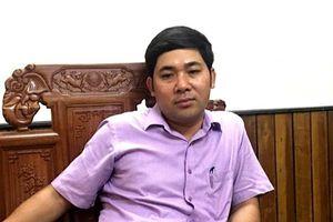 Thanh Hóa: 'Vòi' doanh nghiệp 100 triệu đồng, Giám đốc ban quản lý dự án bị đình chỉ