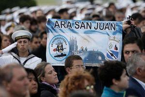 Cùng được một công ty tìm kiếm, tàu ngầm Argentina 'may mắn' hơn MH370