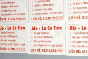 Quảng Ninh ráo riết trị tín dụng 'đen'