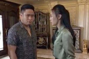 'Quỳnh búp bê' tập 27: Vũ và Quỳnh đối đầu giành giật con trai ngày một gay cấn