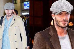 Cực giàu nhưng Beckham tăng vẻ đẹp trai bằng món đồ giá 'bèo' này