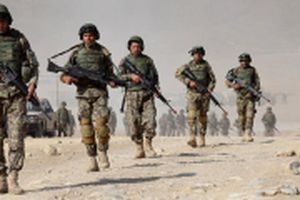 Quân đội Áp-ga-ni-xtan tiêu diệt 30 tay súng Ta-li-ban