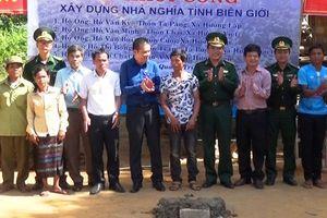 Quảng Trị hỗ trợ năm ngôi nhà cho hộ dân tộc nghèo biên giới