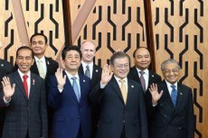 Thủ tướng Nguyễn Xuân Phúc dự Đối thoại với Hội đồng ABAC và lãnh đạo các quốc đảo Thái Bình Dương