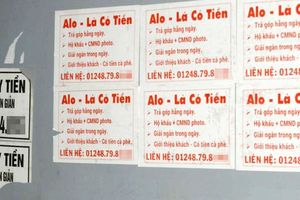 Quảng Ninh mạnh tay trị tín dụng 'đen'