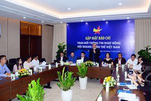 Hội Doanh nhân trẻ Việt Nam triển khai nhiều hoạt động nổi bật trong tháng 12-2018