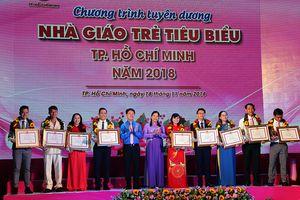 TP Hồ Chí Minh tuyên dương 248 nhà giáo trẻ tiêu biểu năm 2018