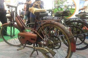 Xe máy cũ như đồng nát giá 250 triệu ở Việt Nam