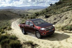 Ford Ranger 2018 XL và XLT 'chốt giá' từ 616 triệu đồng