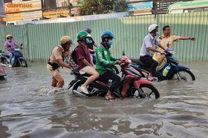 Các tỉnh Nam Bộ cấp tập ứng phó với bão Toraji