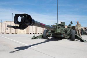 Cận cảnh khẩu lựu pháo của Anh được Quân đội Mỹ tin dùng