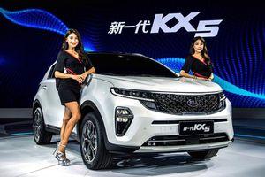 Kia KX5 2019 'đối thủ' Honda CR-V ra mắt tại TQ