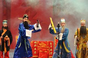 Độc đáo hát Tiều người Hoa ở Sài Gòn - Chợ Lớn