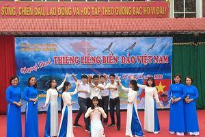 Chương trình ngoại khóa thắp lửa tự hào biển đảo Việt Nam