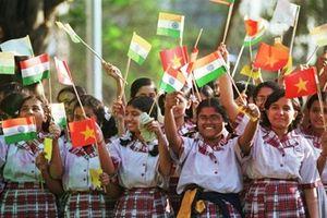 Việt Nam-Ấn Độ: Tình hữu nghị vượt thời gian