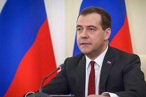Thủ tướng Liên bang Nga Dmitry Medvedev thăm chính thức Việt Nam