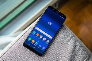 Samsung phát triển smartphone tự chỉnh độ sáng không cần cảm biến