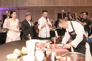 Emily Hồng Nhung khuấy động màn so tài của các siêu đầu bếp Michelin Star