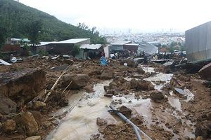 Còn 5 người mất tích do hoàn lưu bão số 8 ở Nha Trang