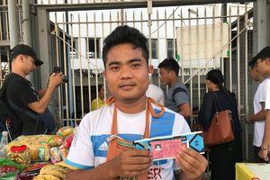 Myanmar sốt vé trận đấu AFF Cup 2018 với tuyển Việt Nam