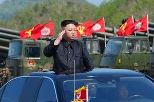 Triều Tiên thử vũ khí chiến lược để thể hiện sức mạnh quân sự?