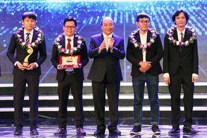 Hôm nay (18/11) chấm chung khảo Nhân tài Đất Việt 2018 lĩnh vực CNTT