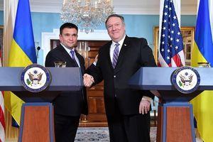 Mỹ hứa với Ukraine sẽ chống dự án Dòng chảy Phương Bắc-2