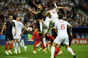 Tường thuật trực tiếp bóng đá Anh vs Croatia (UEFA Nations League)