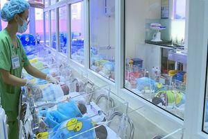 Gia tăng số trẻ sinh non, cân nặng cực thấp