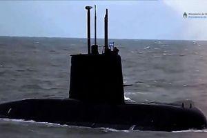 Tàu ngầm Argentina bị mất tích: Không thể trục vớt ARA San Juan!