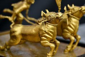 Giá vàng hôm nay 18/11: Thời điểm hấp dẫn, vàng tăng giá mạnh