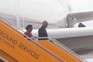 Tổng thống Cộng hòa Ấn Độ tới Đà Nẵng