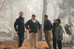 TT Trump đến California trong lúc số người chết do cháy rừng tăng vọt